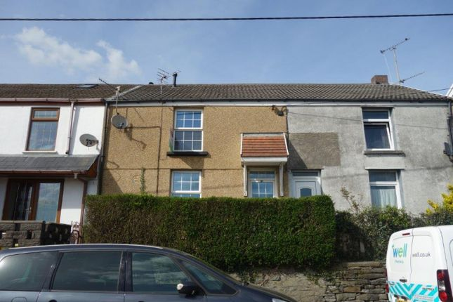Thumbnail Terraced house to rent in High Street, Tonyrefail