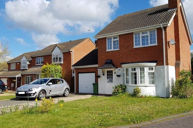 4 bed detached house for sale in Eliot Close, Newport Pagnell