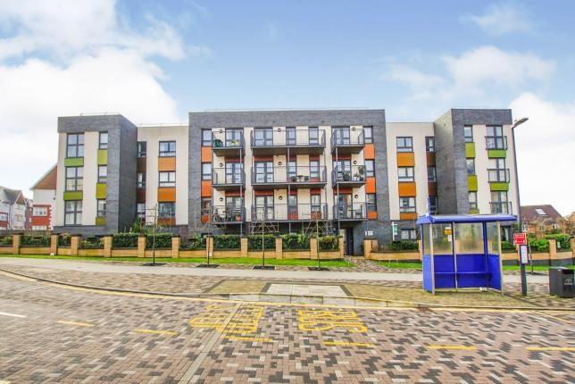 Thumbnail Flat for sale in Cheswick Court, Long Down Avenue, Cheswick Village, Bristol