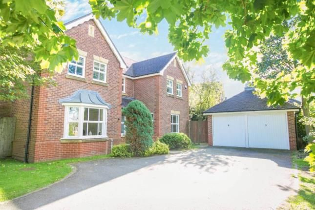 Thumbnail Detached house for sale in Chepstow Close, Macclesfield, Cheshire