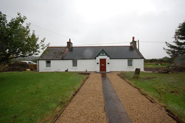 Thumbnail Detached house to rent in Mosstodloch, Fochabers
