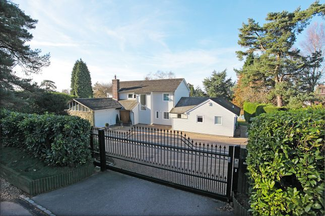Thumbnail Detached house for sale in Fielden Lane, Crowborough