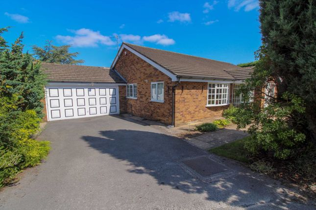 Thumbnail Bungalow for sale in Briarstead Close, Bramhall, Stockport