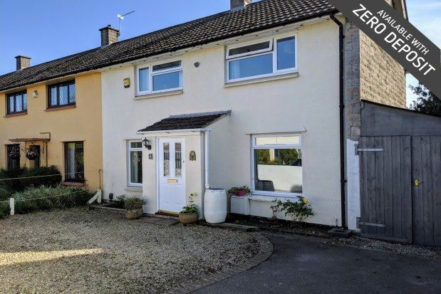 3 bed end terrace house to rent in Feltham Drive, Frome BA11
