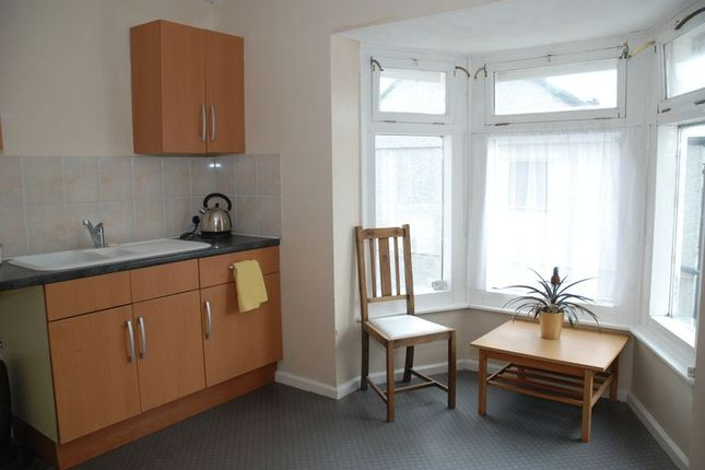 Thumbnail Maisonette to rent in Station Road, Keyham, Plymouth