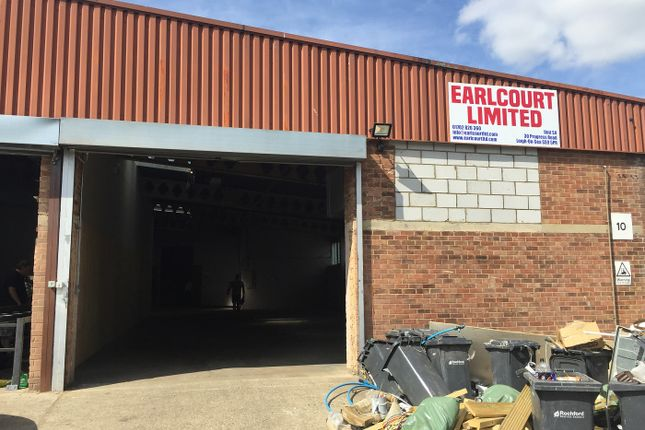 Thumbnail Light industrial to let in Progress Road, Leigh On Sea