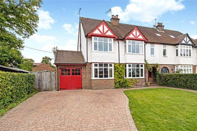 Thumbnail Semi-detached house for sale in Long Park, Amersham, Buckinghamshire
