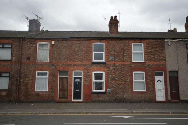 Thumbnail Terraced house to rent in Thelwall Lane, Warrington