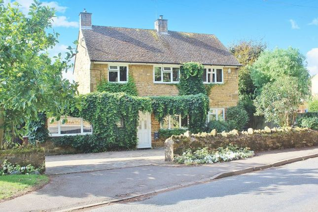 Thumbnail Detached house for sale in East Street, Bodicote, Banbury