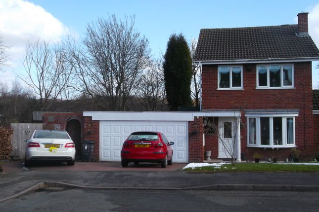 Detached house for sale in Lapwing, Wilnecote, Tamworth