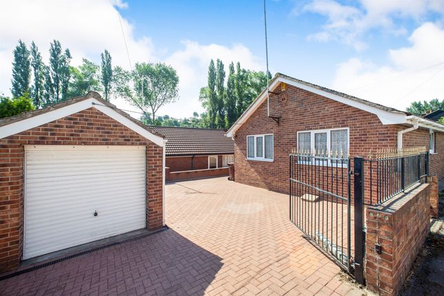 Thumbnail Detached bungalow for sale in Weavers Road, Pontefract