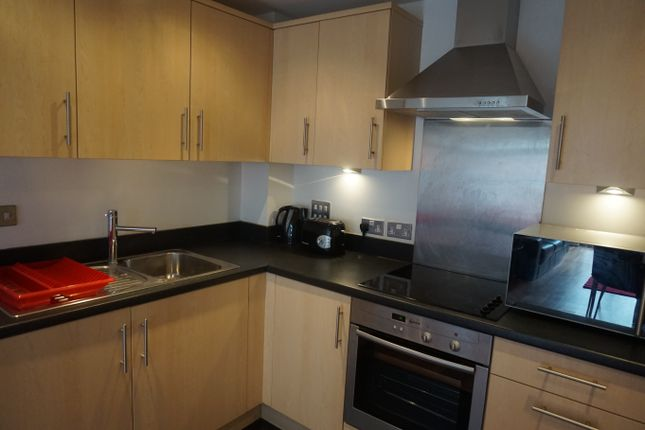 Thumbnail Flat to rent in The Pavillion, St Stephens Road, Norwich