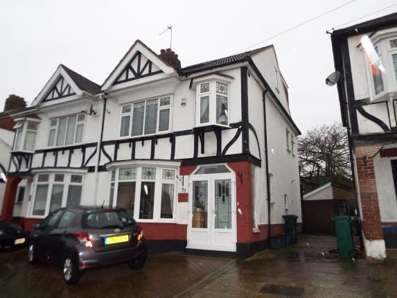 Thumbnail Semi-detached house for sale in Hainault, Ilford, Essex