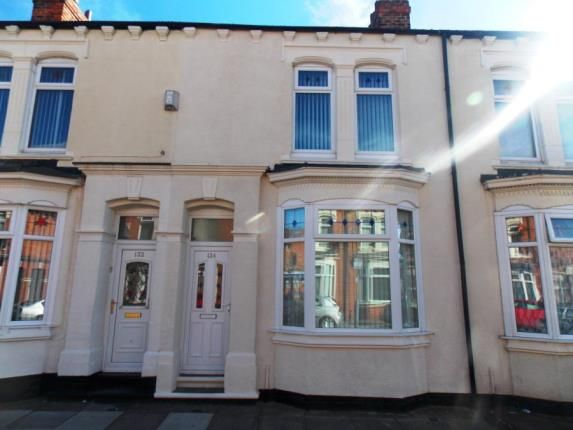Thumbnail Terraced house for sale in Abingdon Road, Middlesbrough, North Yorkshire