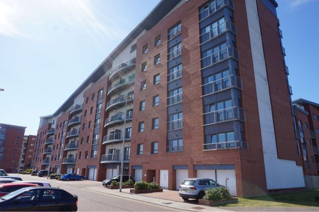 Thumbnail 2 bed flat for sale in Gourlay Yard, Dundee