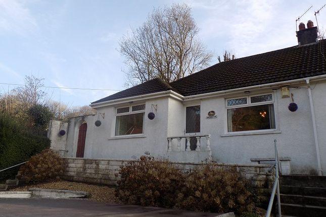 Thumbnail Semi-detached house for sale in Church Lane, Baglan, Port Talbot, Neath Port Talbot.