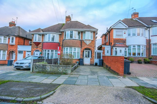 Thumbnail Semi-detached house to rent in Upper Meadow Road, Birmingham, West Midlands