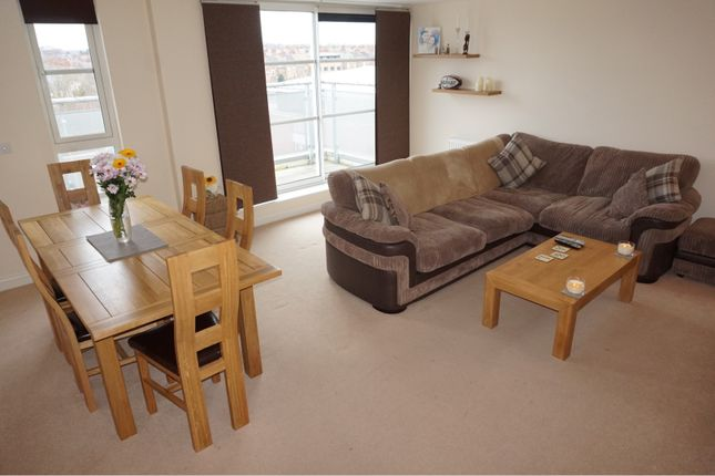 Thumbnail Flat for sale in 61 Watkin Road, Leicester