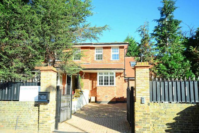 Thumbnail Detached house to rent in Roehampton Lane, Roehampton