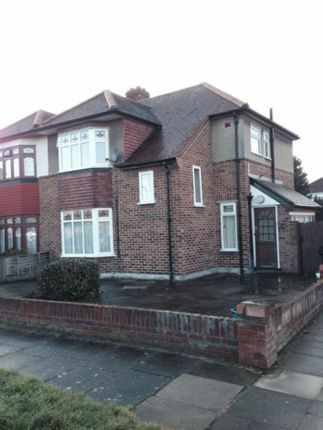 Thumbnail Terraced house to rent in Fields Park Crescent, Chadwell Heath