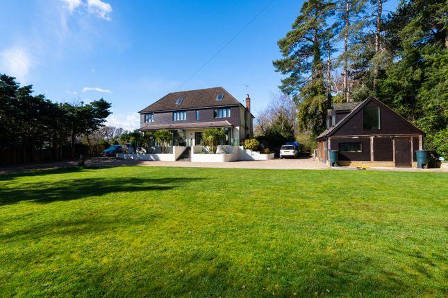Thumbnail Detached house for sale in Green Lane, Burnham, Slough