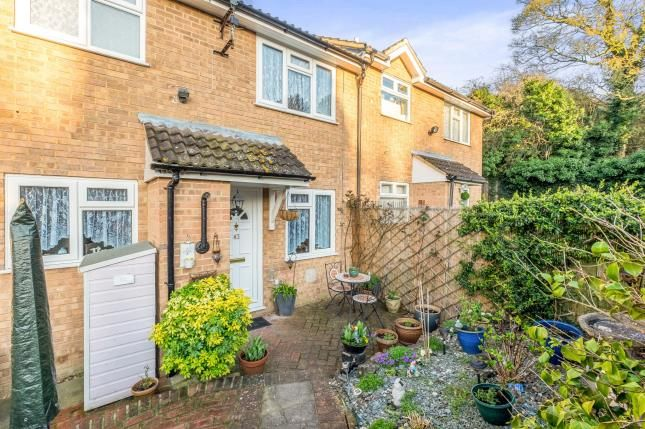 Thumbnail Terraced house for sale in Rowan Lea, Chatham, Kent