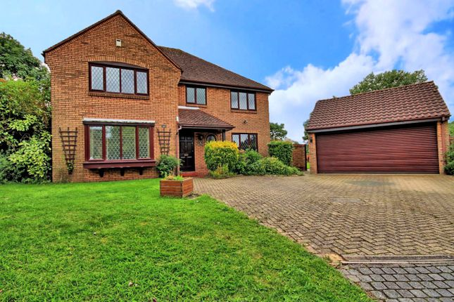 Thumbnail Detached house for sale in The Granary, Roydon, Harlow