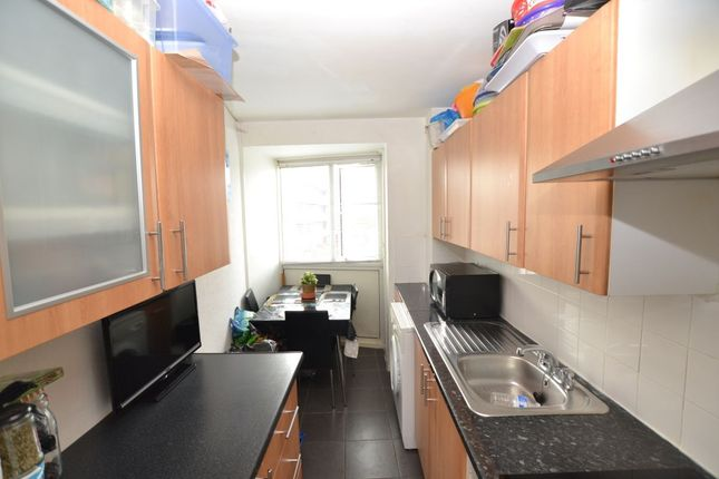 Thumbnail Flat for sale in Beckway Street, London