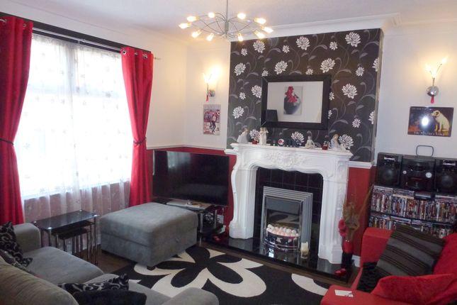 Lounge of Railway Street, Leyland PR25