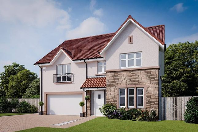"Thumbnail Detached house for sale in ""The Lewis"" at Dunure Road, Ayr"