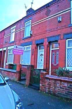 Thumbnail Terraced house for sale in Carberry Road, Manchester