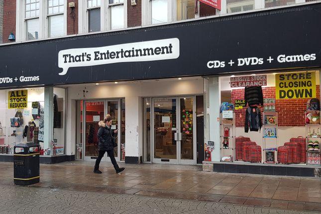 Thumbnail Retail premises to let in 4 - 6 King Street, South Shields