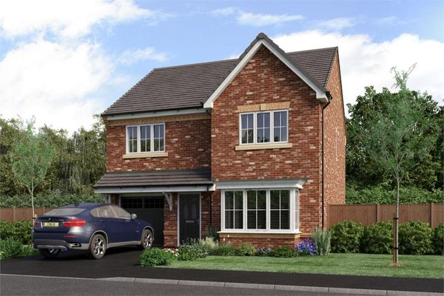 "Thumbnail Detached house for sale in ""Tressell"" at Coppull Enterprise Centre, Mill Lane, Coppull, Chorley"