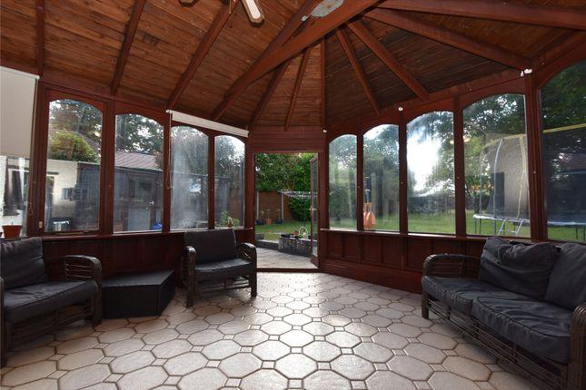 Conservatory of Birchwood Road, Wilmington, Dartford, Kent DA2