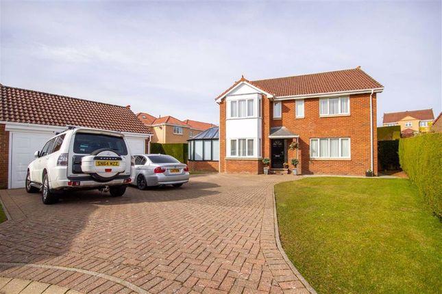 Detached house for sale in Meadow Grange, Berwick-Upon-Tweed, Northumberland