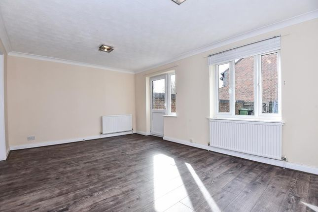 Thumbnail End terrace house to rent in Southmoor, Oxfordshire