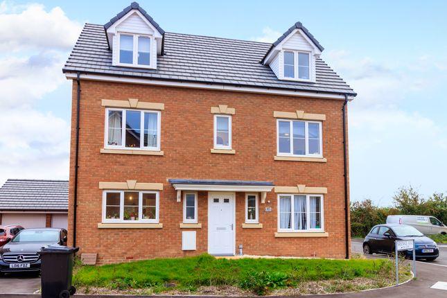 Thumbnail Detached house for sale in Parsonage Road, Trowbridge