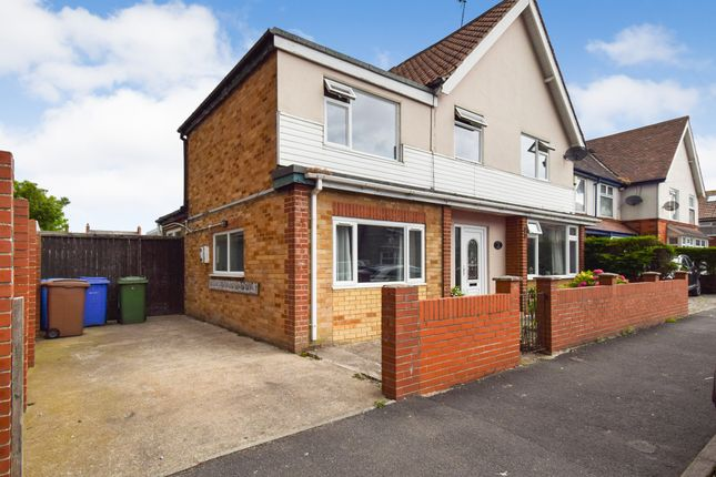 4 bed semi-detached house for sale in Gilbert Street, Bridlington, East Riding Of Yorkshire YO16