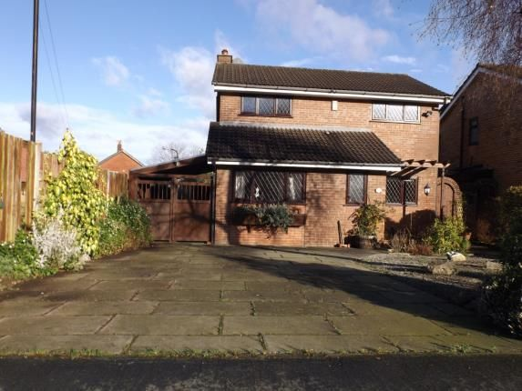 Thumbnail Detached house for sale in Seamons Road, Altrincham, Greater Manchester, .