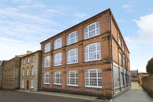 Thumbnail Flat for sale in The Shirt Factory, Abbey Street, Crewkerne, Somerset
