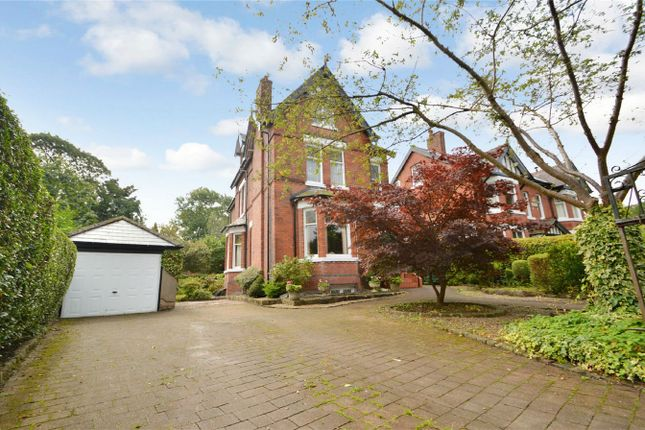 Thumbnail Detached house for sale in The Crescent, Davenport, Stockport, Cheshire