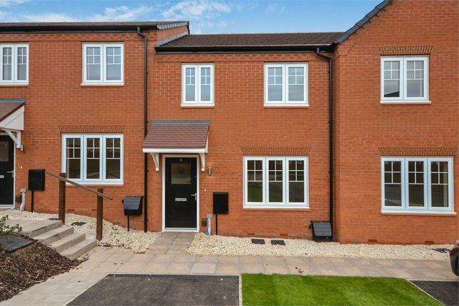 2 bed terraced house for sale in Royal Park, The Longshoot, Nuneaton, Warwickshire