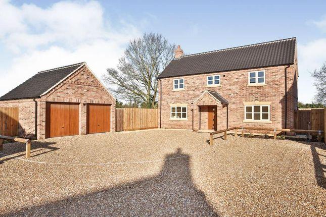 Thumbnail Detached house for sale in Shropham, Attleborough, Norfolk