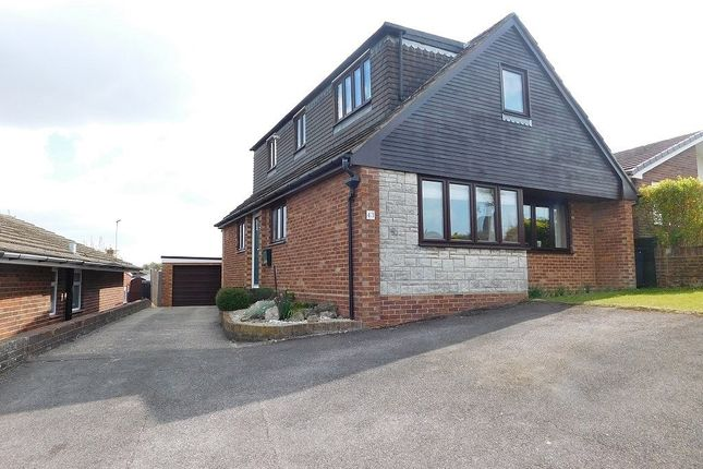Thumbnail Detached bungalow for sale in St. Johns Avenue, Purbrook, Waterlooville