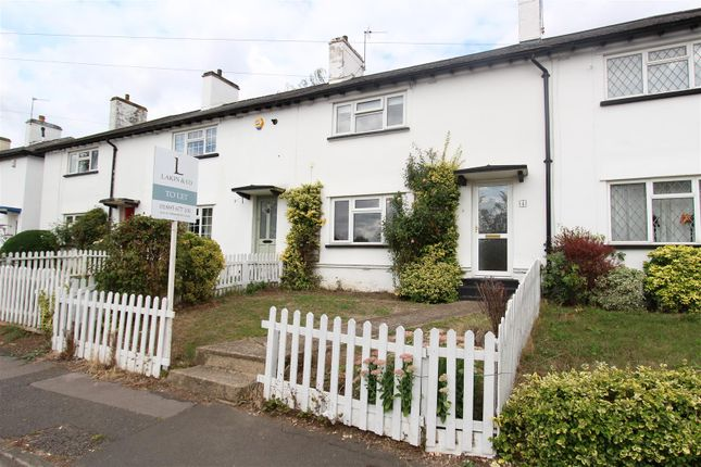 Thumbnail Terraced house to rent in Cordingley Road, Ruislip