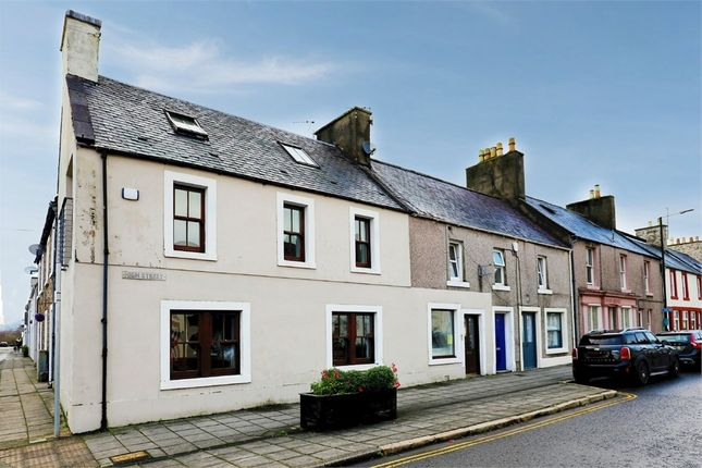 Thumbnail End terrace house for sale in Digby Street, Gatehouse Of Fleet, Castle Douglas, Dumfries And Galloway