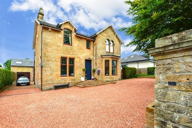 Thumbnail Detached house for sale in Thorn Road, Bearsden, Glasgow