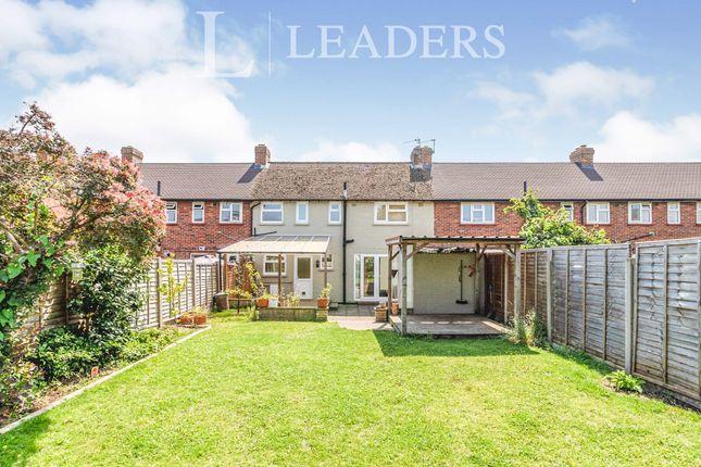 Thumbnail Terraced house to rent in Celandine Road, Hersham, Walton-On-Thames
