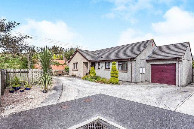Thumbnail Bungalow for sale in Treloweth Way, Pool, Redruth