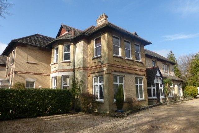 External of Midanbury Lane, Southampton SO18